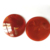 Factory Price supply red agate round shape carnelian round