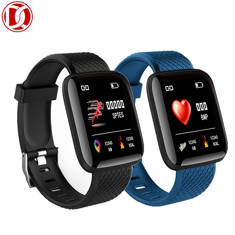 OEM <strong>D13</strong> smart watch 2019 touch screen big <strong>battery</strong> with heart rate sleep monitor blood pressure waterproof 116 plus smartwatch