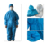 PP nonwoven cheap workwear disposable protective coverall protective clothing
