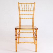 Stackable Resin Chiavari Chair For Wedding Party Banquet <strong>Equipment</strong>