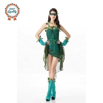 2019 New design hot sexy halloween costumes for women