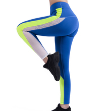 Uron 2019 wholesale drop shipping solid fitness yoga leggings high waist colorful yoga pants <strong>sport</strong> pants