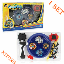 4x for Beyblade set for Bayblade Burst With Launcher Arena Metal Fight Battle takara tomy for Beyblade