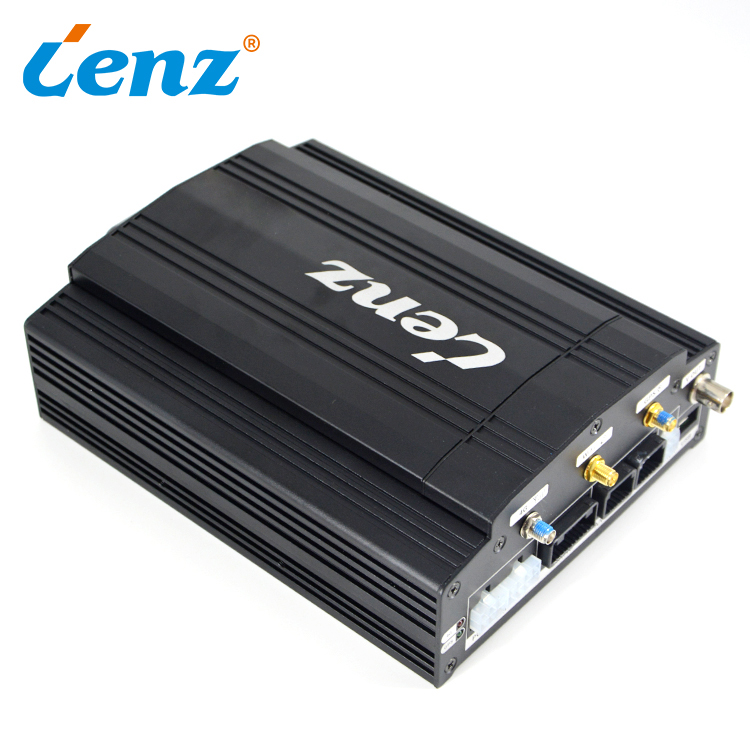 Truck Car Taxi School Bus Vehicle Security Solution 3G 4G Wifi 720P GPS Camera Mobile <strong>DVR</strong> <strong>4ch</strong>