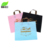 Wholesale shopping bag handles plastic handbags factory in china