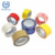Polyester Adhesive Food Grade Self Carpet Binding Clear Boob Yellowish Opp Oem Packing Tape