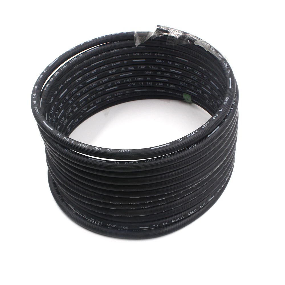 GB16897-2010 <strong>SAE</strong> <strong>J1401</strong> standard ID XOD=3.2X10.5mm rubber oil <strong>hose</strong> pipe