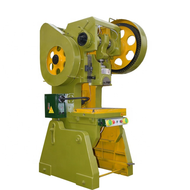 Mechanical punching machine from a Chinese manufacturer <strong>j23</strong> series energy-saving steel plate punching <strong>press</strong>