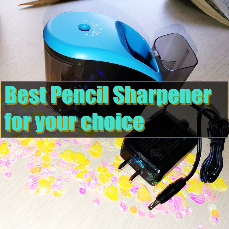 3000times Durable Electric Pencils Sharpener  for School Classroom