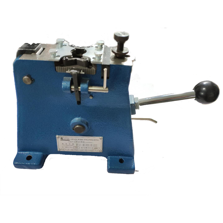 J2 copper wire cold <strong>welding</strong> machine