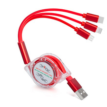 New Cheap Colorful Copper Durable <strong>Phone</strong> Multi Quick Charge Usb Cable For Huawei