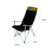 HOMFUL High-back Aluminum Folding Camping Chair with Armrest