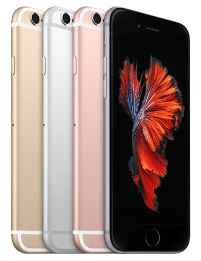 <strong>Apple</strong> iPhone 6s 32GB Space Gray / Silver / Gold / Rose Gold - Factory Unlocked (Refurbished)