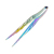 T034ST Lvhe China Supplier High Quality Rainbow Aluminum Metal Shisha Hookah Charcoal Tongs