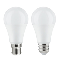 Roomlux cool white 5/7/9/12watt E27 B22 A60 led bulb lamp electric bulb