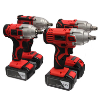 ODETOOLS Belton 9910 Lithium Battery electric cordless impact wrench