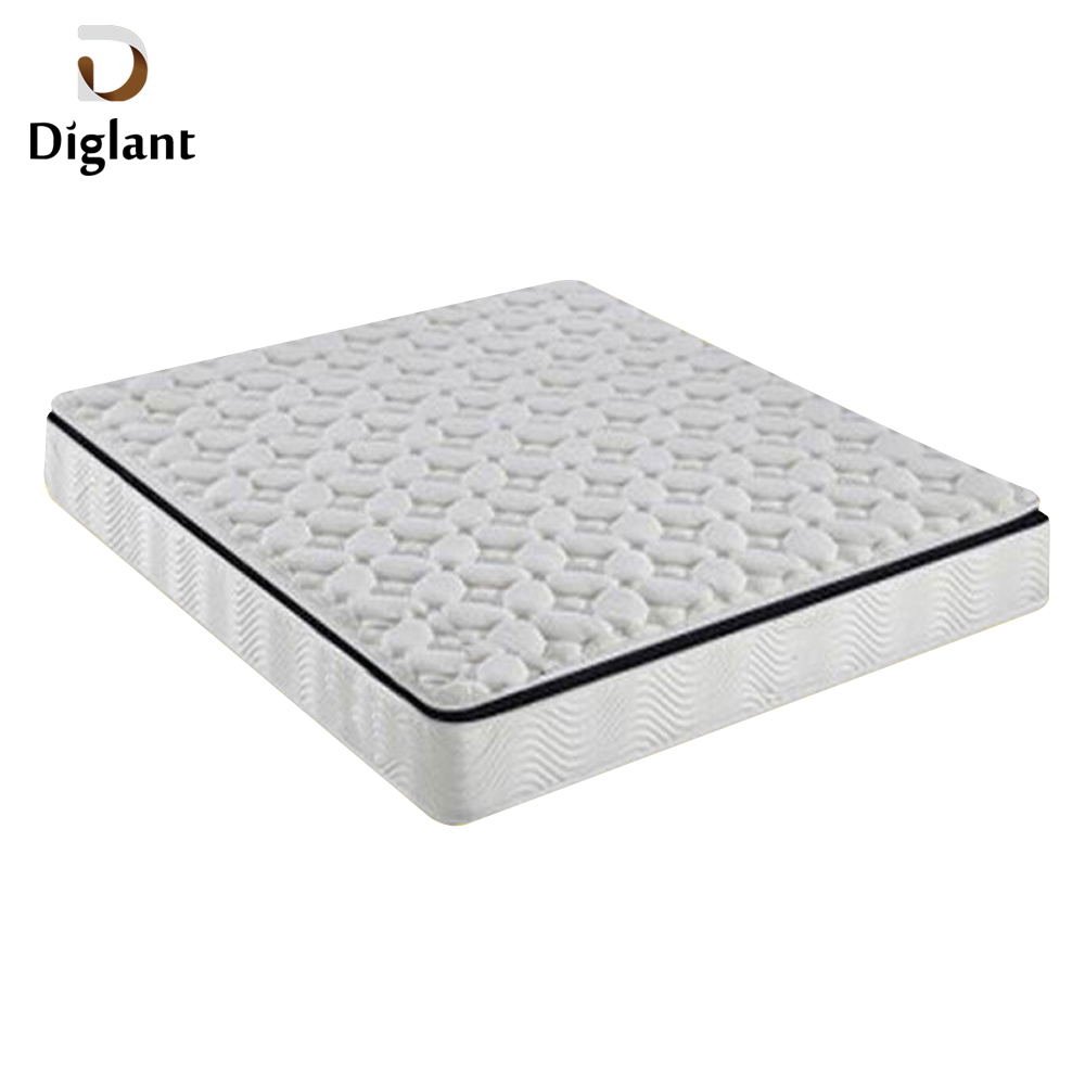 DM088 Diglant Gel Memory Latest Double Fabric Foldable King Size Bed Pocket bedroom furniture super single bed mattress - Jozy Mattress | Jozy.net