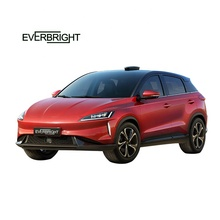 High Speed 140km/h Electric Car Electric Vehicles everbright EV SUV