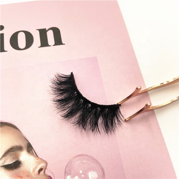 Wholesale Cosmetics Makeup Custom Eyelash Packaging Private Label False 3D Mink Lahes <strong>D110</strong>