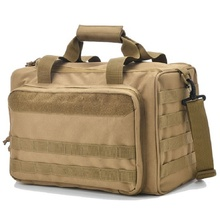 REEBOW TACTICAL Gun Shooting Deluxe Pistol Range Duffle <strong>Bag</strong>