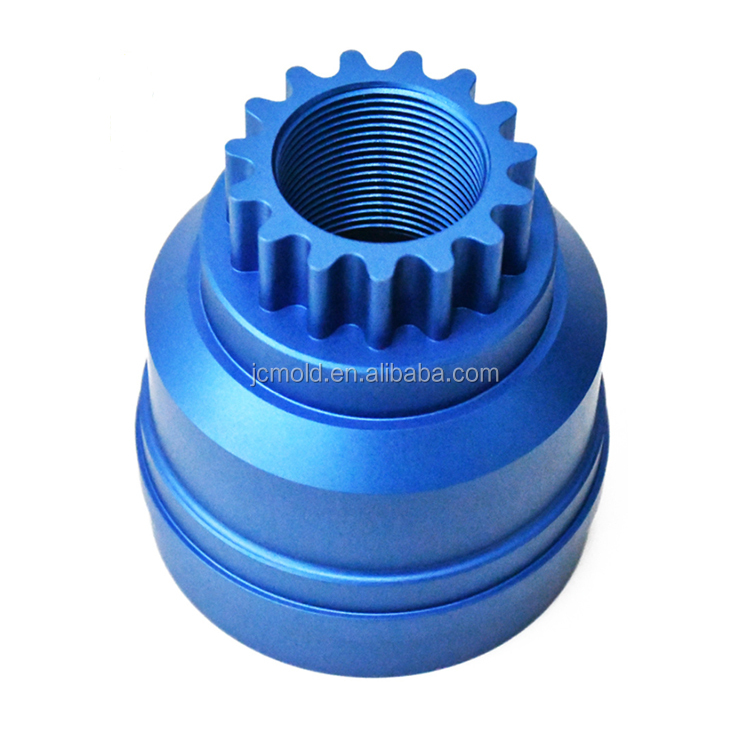 China manufacturer fabricate CNC machining milling parts