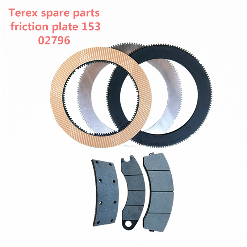 <strong>Original</strong> fine genuine terex spare parts <strong>friction</strong> plate 15302796