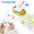 Kids Diy Creative Funny Inflator Machine Toys Sticky Balloon