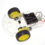 Okystar OEM/ODM 2WD Robot Car Chassis DIY RC Car Kit Intelligent Car Body DIY Kit For Arduino
