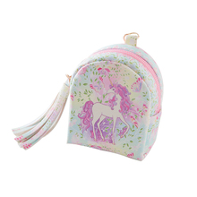 New Design Hot Selling Bulk Wholesale Small PU Coin Purse Kids Girl Gift Cartoon Mini <strong>Wallet</strong>