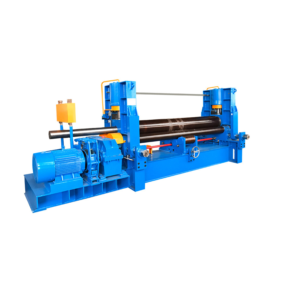 China metal steel copper <strong>rolling</strong> <strong>machine</strong> vertical bending <strong>machine</strong> rollers for sale