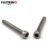 stainless steel self tapping screw Hex Cup Socket Wood Screw