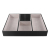 Welcome custom OEM LOGO gift trays leather valet men tray  Desktop debris organizer debris storage tray showcase tray