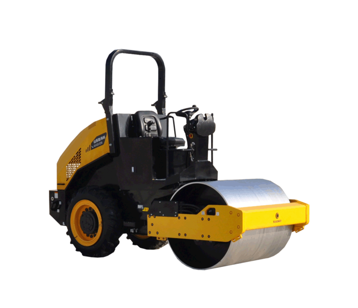 RWYL91N Working weight 3650kg Ride-on Hydraulic Vibratory Road Roller