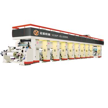 4 color roto gravure printing machine china machines manufacturer
