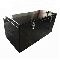 Custom FRP fiberglass reinforced polyester tail delivery pizza tool box