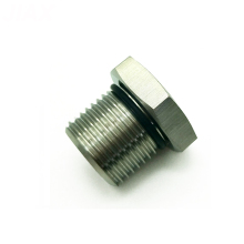 <strong>Stainless</strong> steel fuel filter adapter connector for vehicle modification parts