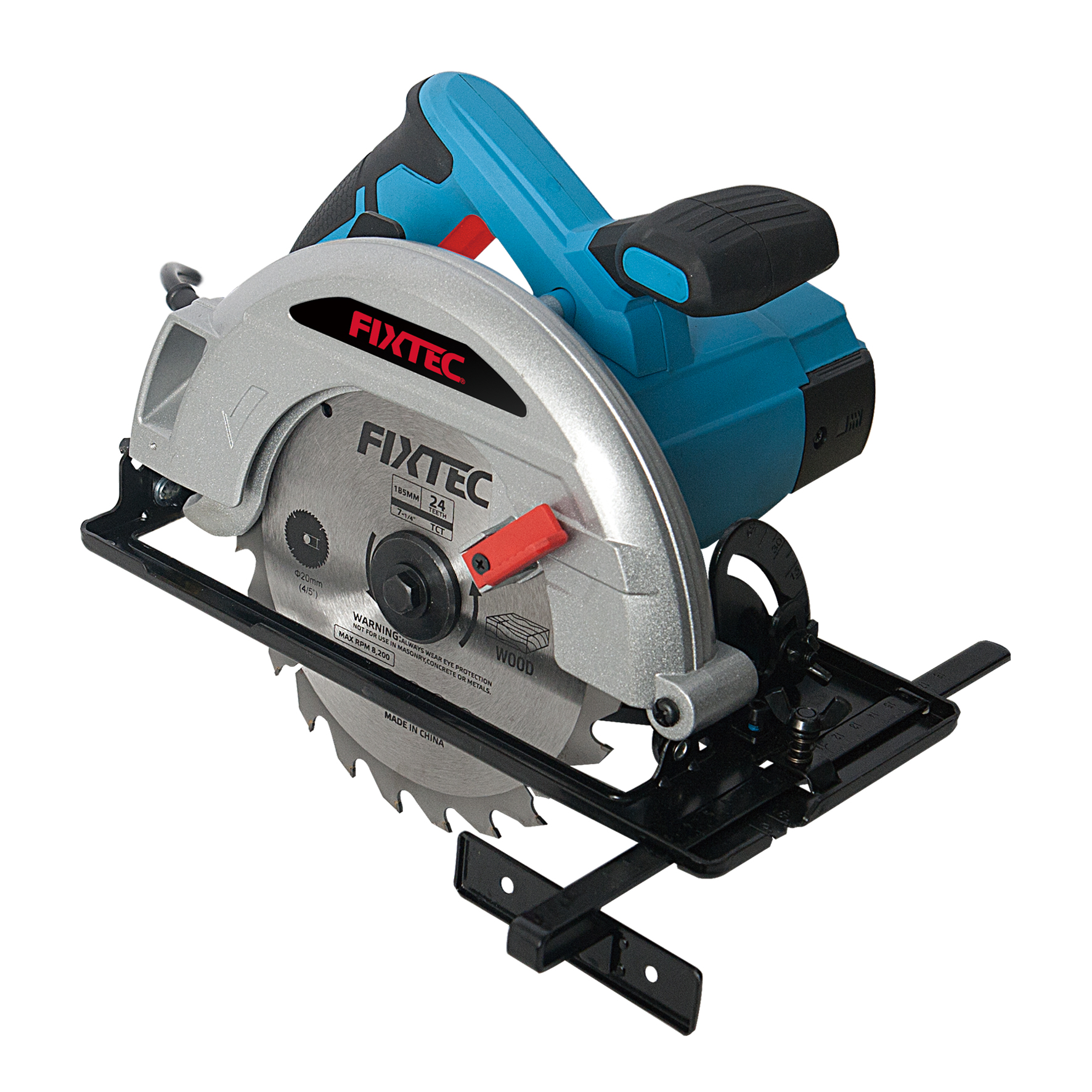 FIXTEC 1400W 185MM Circular <strong>Saw</strong>