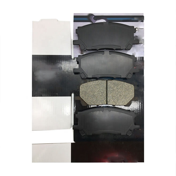 High Precision Long Life High Speed Car Brake Pad Manufacturing Machine <strong>D1005</strong> OEM 04465-0W070 GDB1754 MD2249 1039.00 For Toyota