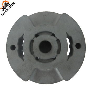 China sand casting valve deck for car and train