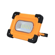 60W Multifunctional <strong>LED</strong> Solar Rechargeable Floodlight for Camping <strong>Emergency</strong> Climbing
