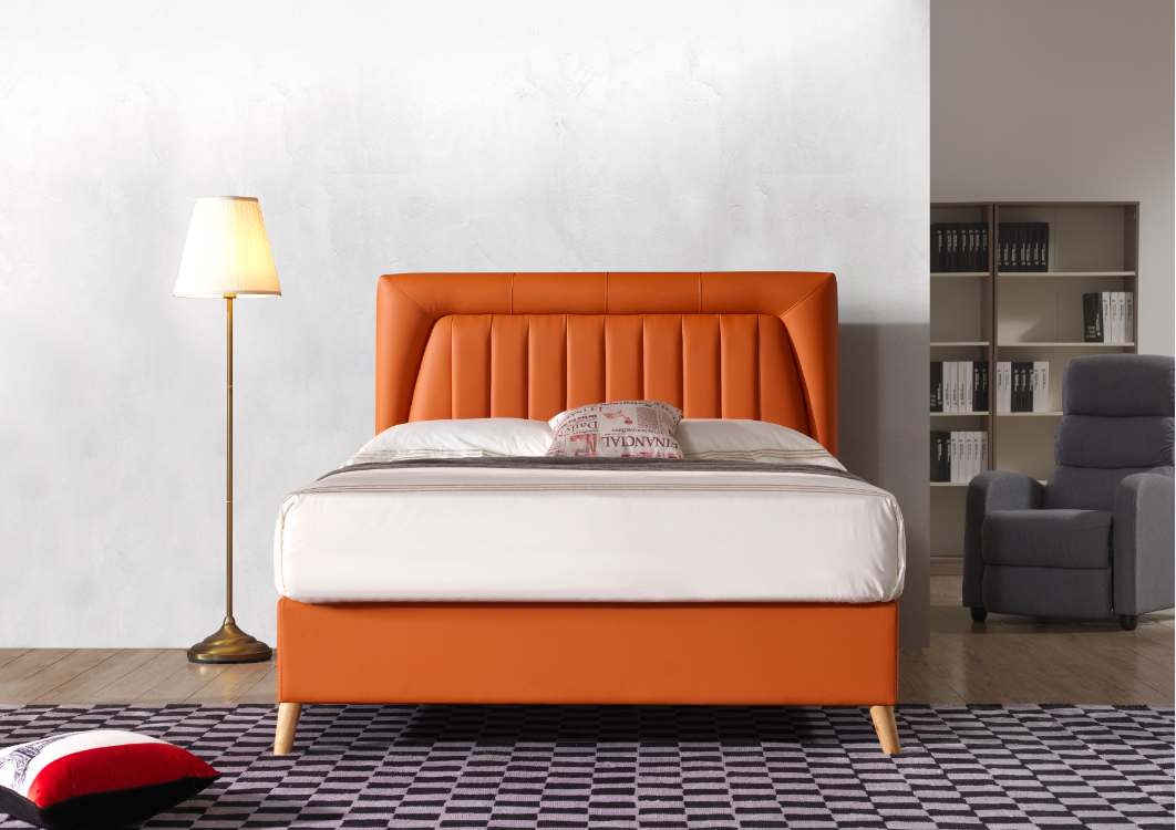 High quality modern attracttive design export soft bed