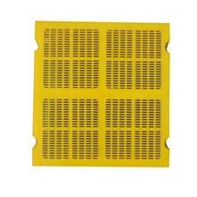 Factory direct sell wear resistance PU polyurethane panel vibrating screen mesh for quarry and mining