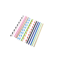 Sustainable Eco Friendly Product Amazon Paper Straws Biodegradable, 2019 Trending Paper Straws Long