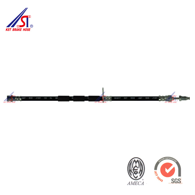 for Ford Ecosport 2013-2018 Brand KST # KT60030 <strong>Brake</strong> hydraulic <strong>hose</strong>