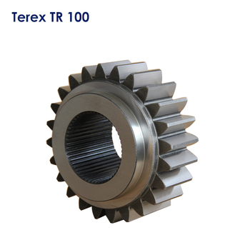Factory directly supply terex dump truck spare parts sun pinion 15337197