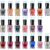 New 68 colors matte nails polishes Environmental One Step fast drying gel Nail Polish strips for nails salon