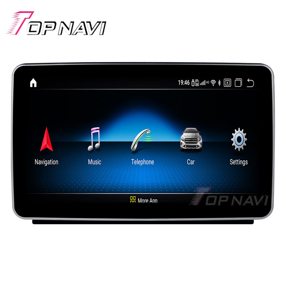9'' NTG 4.5 Car Radio Car Video Player For Mercedes ML GL Class 2012 2015 X164 <strong>W164</strong> <strong>Android</strong> 10.0 Auto Stereo DVD Player 4G 64G
