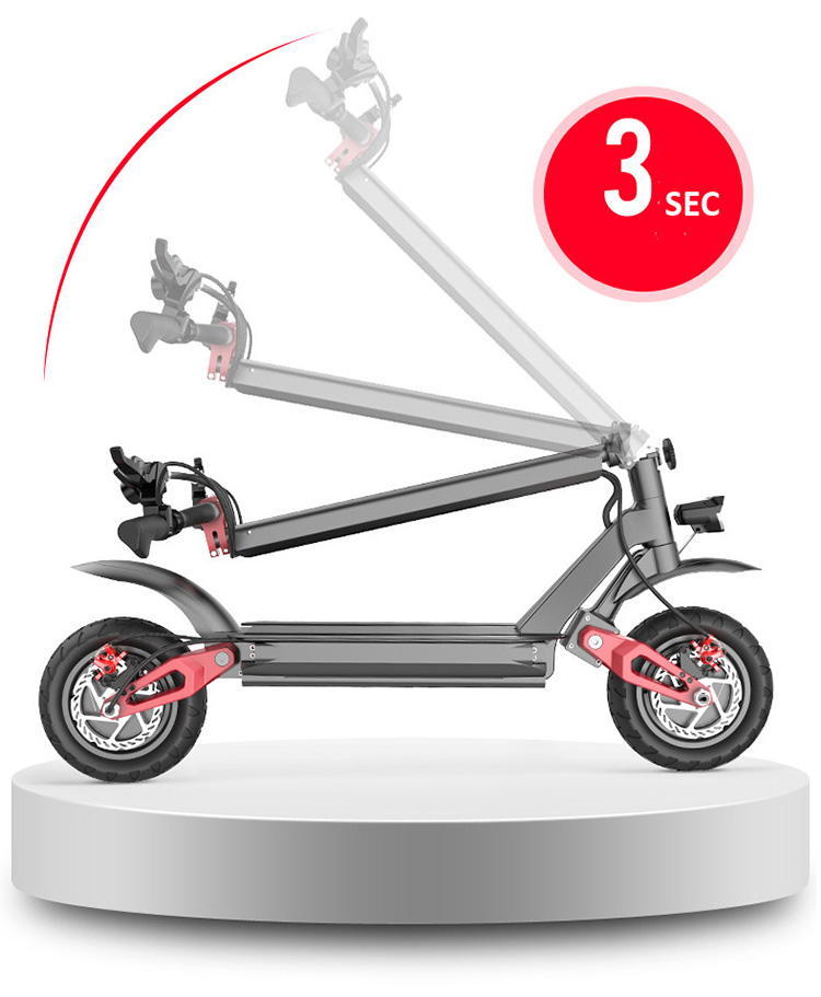 New design 2000W Powerful off road Electric Chariot electric scooter