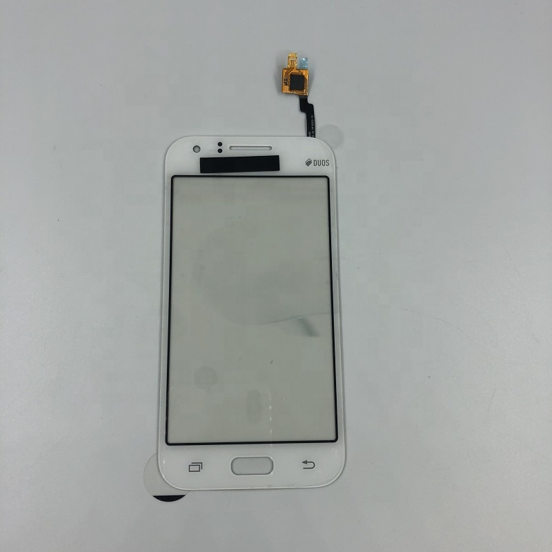 WOSENTE Mobile Phone Parts Replacement Touch Screen Digitizer Glass Panel For Samsung Galaxy J1 J100 White And Black