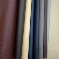 customized good fashion artificial leather with price met